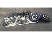 Yamaha YZF R125 2015 (Jobot of parts)