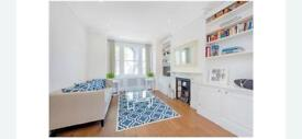 Short let - 2 bed flat in Parsons Green