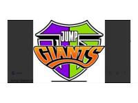 Jump Giant Tickets x 2