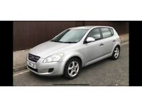 2009 58reg Kia Ceed 1.6 Td silver 5 door good runner