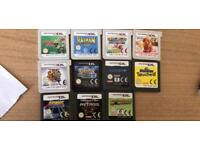 Nintendo Ds & 3Ds Games