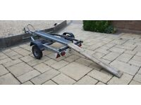 Motorcycle Trailer, Good Condition