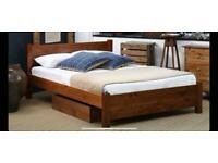 Warren Evans Shaker Bed