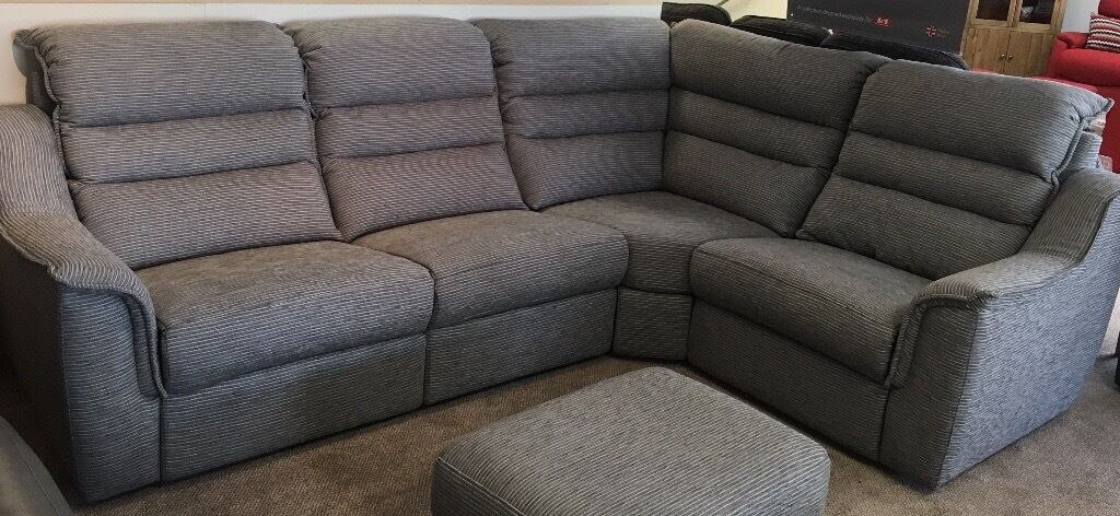 New Gplan Corner Sofa Unwred G Plan Never Used