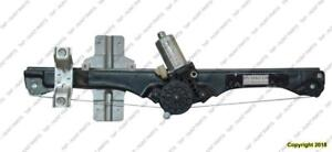 Window Regulator Front Driver Side Power Without 1 Touch Buick Enclave 2010-2012