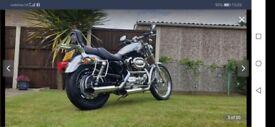 Harley-Davidson, SPORTSTER, 2003, 1200 (cc)