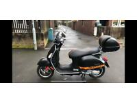 IMMACULATE VESPA GTS 300ie SUPERSPORT 2 OWNERS FROM NEW