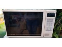 Microwave oven morphy Richard