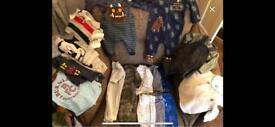 3-6months old boys clothes bundle