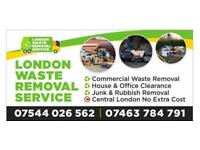Waste clearance rubbish collection waste removal house clearance shops clearance
