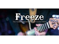 Keyboard player wanted for Top Function Band 'Freeze