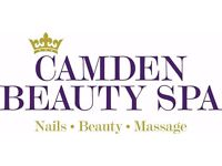 BEAUTICIAN REQUIRED FOR A BUSY BEAUTY SPA