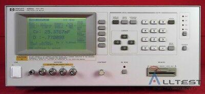 Hp-agilent-keysight 4284a Precision Lcr Meter 20hz-1mhz