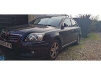 LONG MOT!!! Toyota, AVENSIS, Hatchback, 2007, Manual, 1794 (cc), 5 doors
