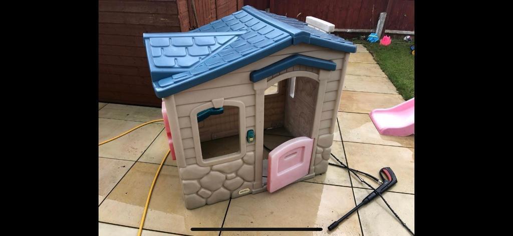 Little Tikes Playhouse Wendy House Garden Children S In