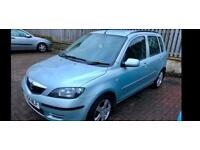 AUTOMATIC Mazda 2 Capella 1.4, ONE YEARS MOT, Just 87000 Miles