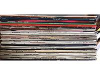 "80s Records LPs, 12"" Singles Various Artists"