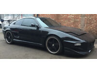 CUSTOM MR2 TURBO 2SGTE SW20 SIDE SKIRTS AND WINGLETS £30 POSSIBLY MODIFED AUTOPISTA