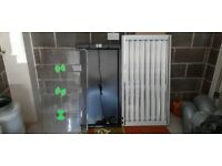 Plant incubator & fluorescent light unit