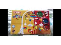 Nuby musical projector cot mobile