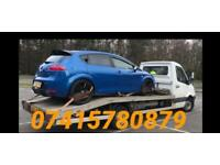 VEHICLE RECOVERY TRANSPORT DELIVERY SERVICE.LEEDS