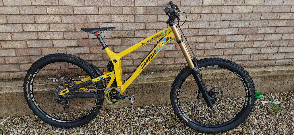 2010 PROPAIN RAGE DH BIKE For Sale