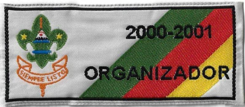 2000-2001 Organizador Siempre Listo [MX-11606]