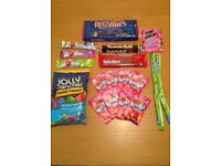 American Candy JOBLOT £5