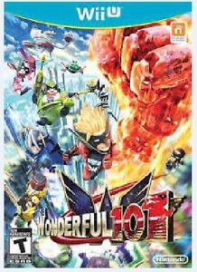 Wanted - Wonderful101 --- Wii U game