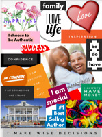 Design your Life vision board Workshop | Class + Development