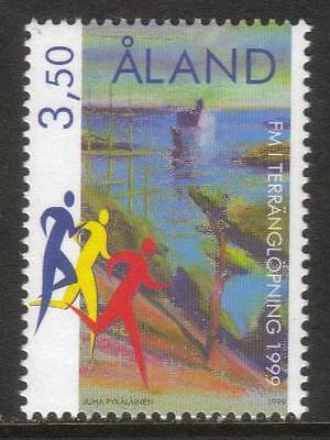 ALAND MNH 1999 SG159 FINNISH CROSS COUNTRY CHAMPIONSHIPS