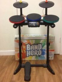 XBOX 360 Band Hero drums