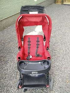 EUC Joovy Sit and Stand stroller