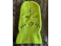 New Travis Scott Jack Boys Cactus Mask Ski Balaclava Face Green Black Rhude Vlone CRTZ RTW Supreme