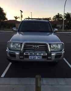 2006 Toyota LandCruiser Wagon **12 MONTH WARRANTY** West Perth Perth City Area Preview