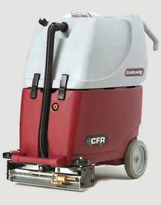 Cfr Cascade 20 Carpet Cleaning Machine Only 23 Hours Of Use