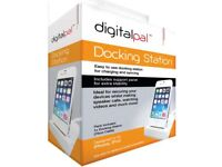 Digital Pal Docking Station Brand new in packaging Suitable for iPod and iPhone charging & syncing