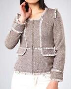 Ladies Tweed Blazer
