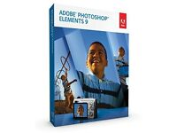 Photoshop Elements 9 - for Mac & PC