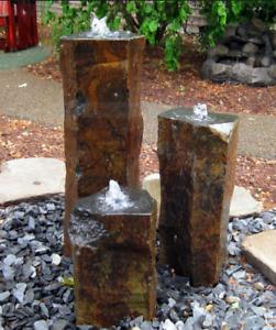 Besalt Fountain