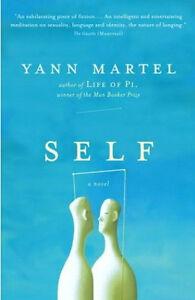 Yann Martel-Self(Life of Pi author)Soft Cover + bonus book