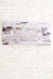 Next Harbour Wall Canvas
