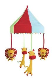 Next jungle brights Baby mobile