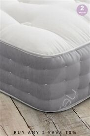 BRAND NEW NEXT double mattress MANY AVAILABLE MASSIVE SALE ON