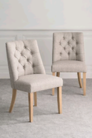 Pair of Next Dining Chairs