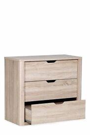 Next oak chest -- BRAND NEW