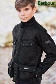 Barbour International Ariel Jacket