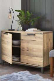 'NEXT' Bronx Light Oak Household Furniture For Sale