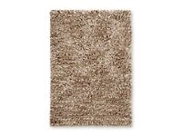 Next Twist Rug in Beige/Brown