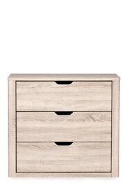 BRAND NEW Next Compton chest of drawers